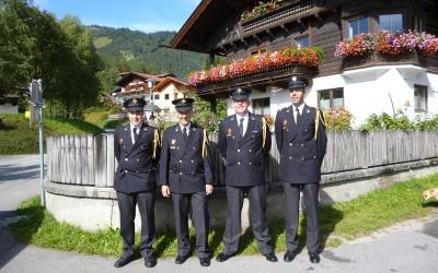 2011 – 125 Jahre Feuerwehr Lermoos