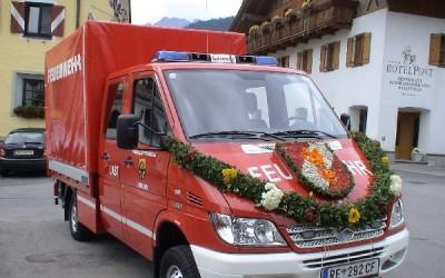 2007 – Feuerwehrfest Lermoos