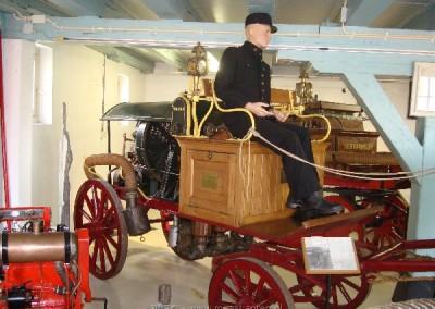 20080418 Bezoek brandweermuseum met Michael, Jan Maaskant 013
