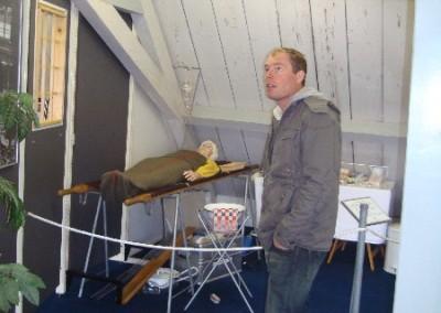 20080418 Bezoek brandweermuseum met Michael, Jan Maaskant 021