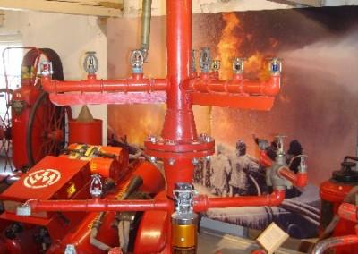20080418 Bezoek brandweermuseum met Michael, Jan Maaskant 024