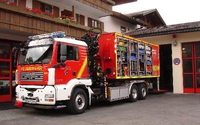 2008 – Feuerwehr Garmisch & Ehrwald