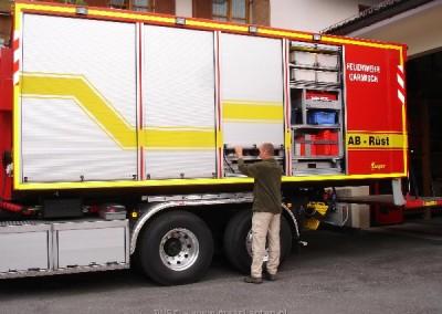 20080919 Brandweer Garmisch, Ingrid Zuidema 010