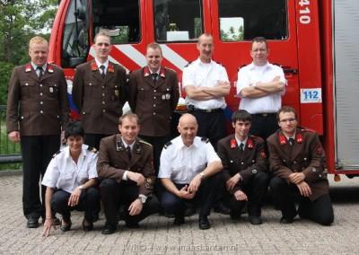 20090514 Bezoek Feuerwehr Lermoos dag 1, Gerard Maaskant 024