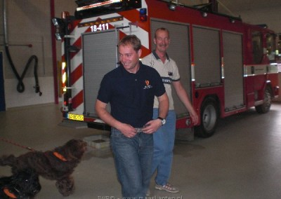 20090514 Bezoek Feuerwehr Lermoos dag 1, Michael Fasser 055