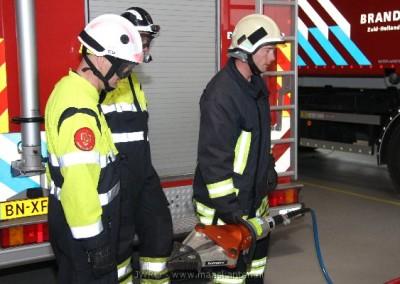 20090515 Bezoek Feuerwehr Lermoos dag 2, Gerard Maaskant 044