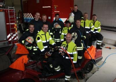 20090515 Bezoek Feuerwehr Lermoos dag 2, Gerard Maaskant 090