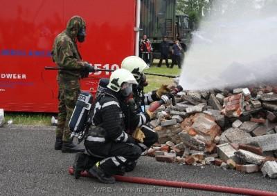 20090516 Bezoek Feuerwehr Lermoos dag 3, Gerard Maaskant 093