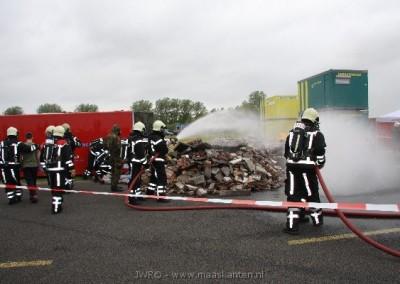 20090516 Bezoek Feuerwehr Lermoos dag 3, Gerard Maaskant 095