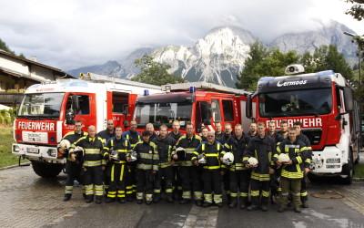 2014 – Feuerwehrfest Lermoos & 5 Jahre Feuerwehrparterschaft