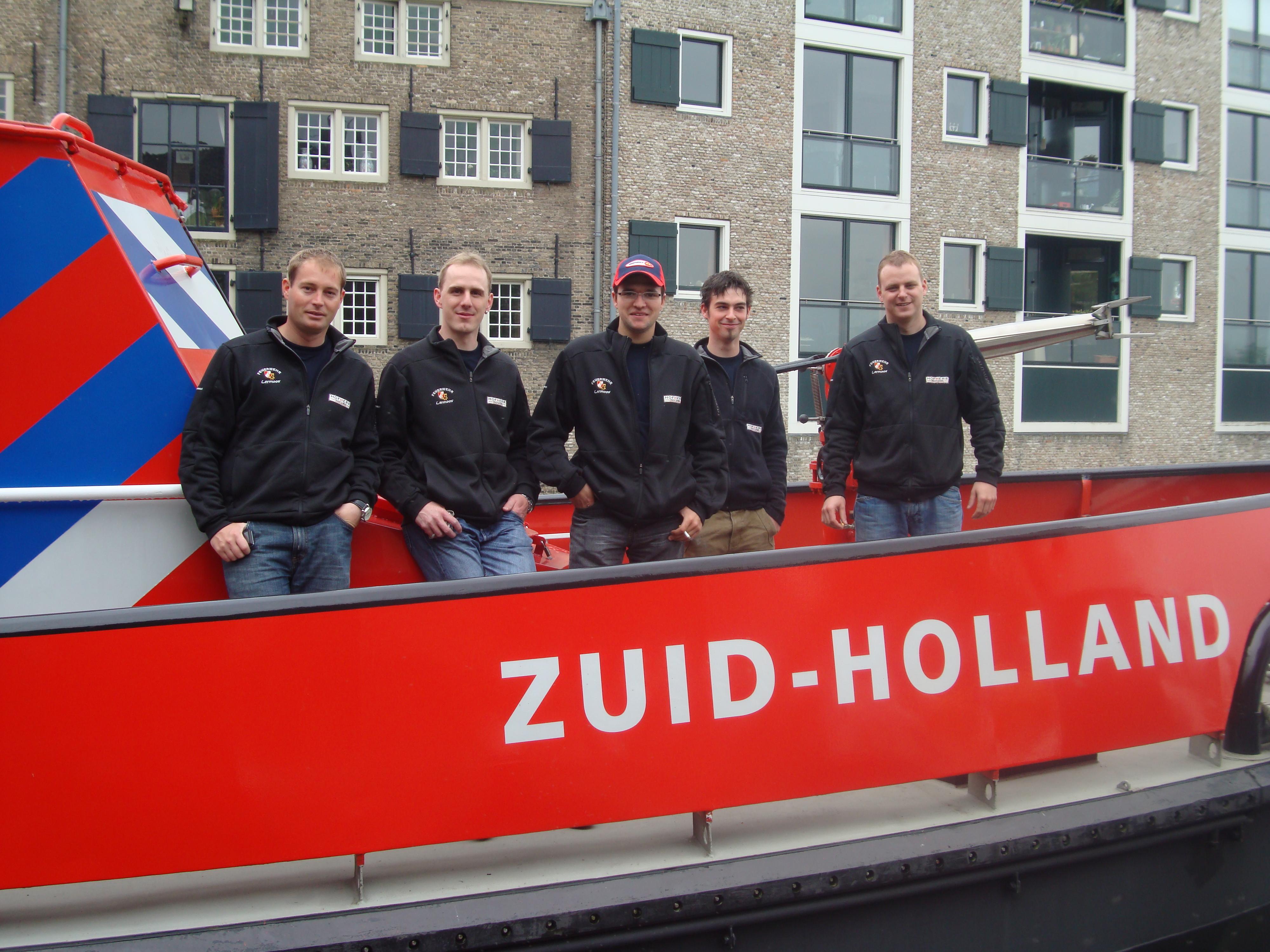Op de Zuid-Holland