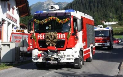 2009 – Feuerwehrfest Lermoos
